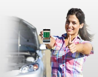 Auto Insurance Quote - Woman Saving Money.JPG