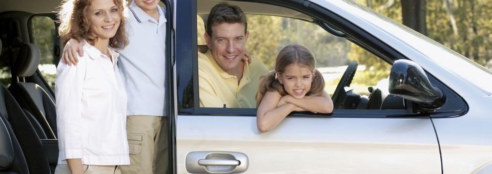 Minivans Low Insurance Costs